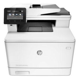 HP Color LaserJet Pro MFP M477 Series