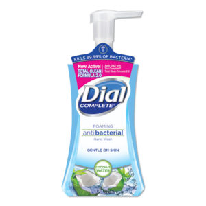 Dial® Antibacterial Foaming Hand Wash