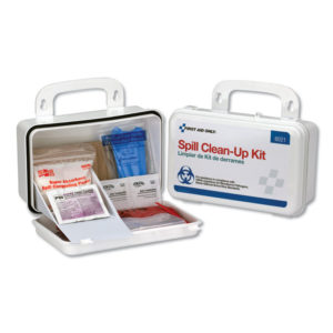 First Aid Only™ BBP Spill Cleanup Kit