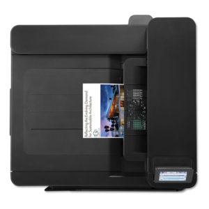 HP Color LaserJet Enterprise M855 Laser Printer Series