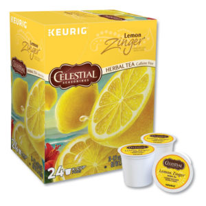 Celestial Seasonings® Lemon Zinger® Herbal Tea K-Cups®