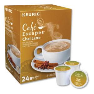 Café Escapes® Chai Latte K-Cups®