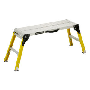 Louisville® Fiberglass Mini Working Platform Step Stool