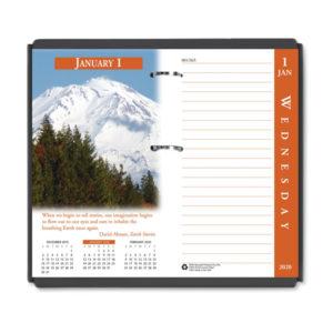 House of Doolittle™ Earthscapes™ Desk Calendar Refill