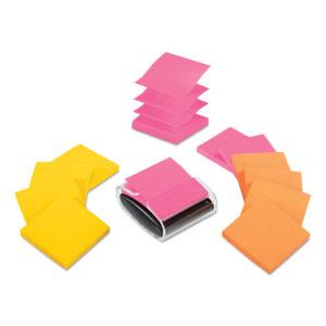 Post-it® Pop-up Notes Super Sticky 3 x 3 Pop-up Dispenser Value Pack