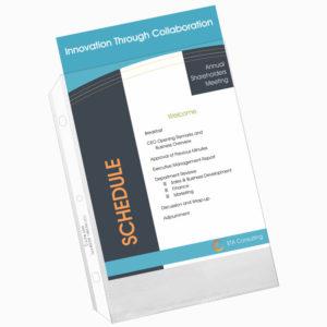 C-Line® Polypropylene Sheet Protector