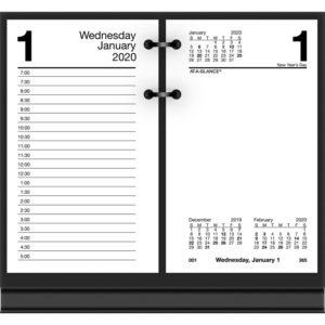 AT-A-GLANCE® Desk Calendar Refill