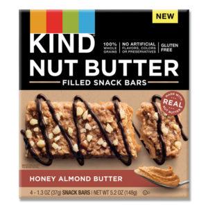 KIND Nut Butter Filled Snack Bars