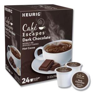 Café Escapes® Dark Chocolate Hot Cocoa K-Cups®