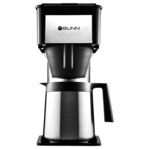 BUNN® 10-Cup Velocity Brew® BT Thermal Coffee Brewer