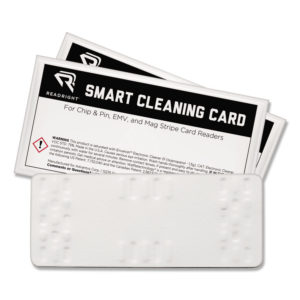 Read Right® Smart Cleaning Card with Waffletechnology®
