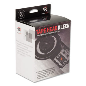 Read Right® Tape Head Kleen Pad™