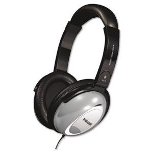 Maxell® Noise Cancellation Headphones