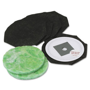 DataVac® Disposable Toner Replacement Bags/Filters For Pro Data-Vac® Cleaning Systems
