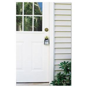 Master Lock® Portable SafeSpace® Key Storage Lock Box