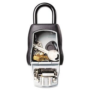 Master Lock® Wall Mounted SafeSpace® Key Storage Lock Box