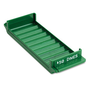 MMF Industries™ Porta-Count® System Rolled Coin Storage Trays
