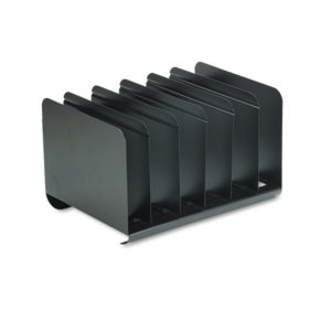 SteelMaster® Adjustable Steel Book Rack