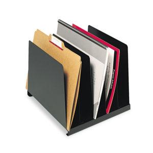 SteelMaster® Angled Vertical Organizer