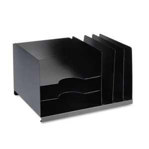 SteelMaster® Combination Letter-Size Organizer