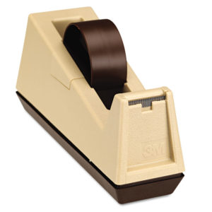 Scotch® Heavy-Duty Core Weighted Tape Dispenser