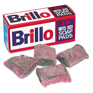 Brillo® Hotel Size Soap Pad