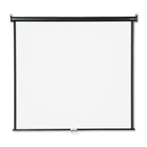 Quartet® Wall or Ceiling Projection Screen