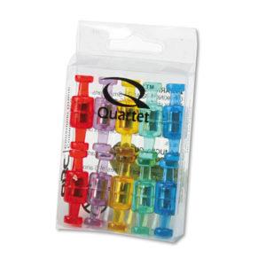"""Quartet® Magnetic """"Push Pins"""""""