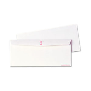 Quality Park™ Breast Cancer Awareness Envelope
