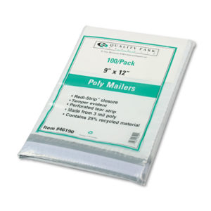 Quality Park™ Redi-Strip™ Poly Mailer