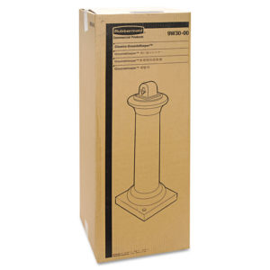 Rubbermaid® Commercial GroundsKeeper® Tuscan Receptacle