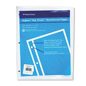 National® Rip Proof™ Reinforced Filler Paper