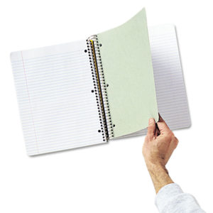 National® Three-Subject Wirebound Notebooks with Pocket Dividers