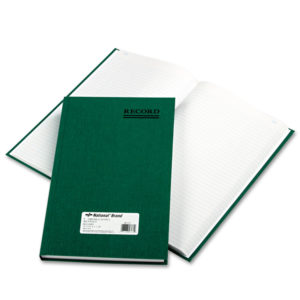 National® Emerald Series Account Book