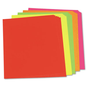 Pacon® Neon® Color Poster Board