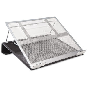Rolodex™ Mesh Laptop Stand with Cord Organizer