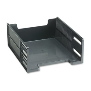 Rubbermaid® Stackable® Front Load Desk Trays