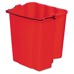 Rubbermaid® Commercial Dirty Water Bucket for WaveBrake® Bucket/Wringer