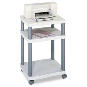 Safco® Wave Design Printer Stand