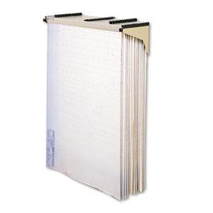Safco® Sheet File Drop/Lift Wall Rack