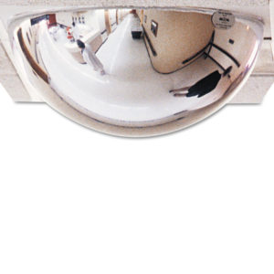See All® T-Bar Dome Mirror