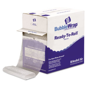 Sealed Air Bubble Wrap® Cold Seal AirCap® Cohesive Coated Air Cellular Cushioning Material