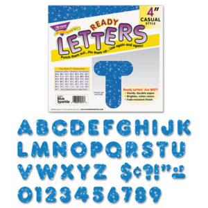 TREND® Ready Letters® Sparkles Letter Set