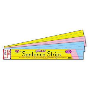 TREND® Wipe Off® Sentence Strips