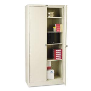 """Tennsco 78"""" High Deluxe Cabinet"""