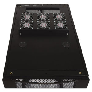 Tripp Lite 6-Fan Roof-Mounted Fan Panel