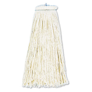 Boardwalk® Cut-End Lie-Flat Economical Mop Head