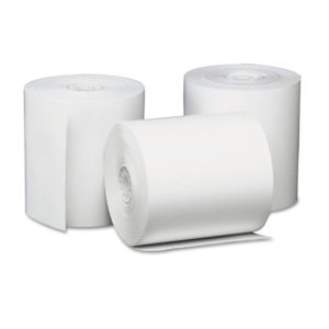 Universal® Deluxe Direct Thermal Printing Paper Rolls