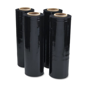 Universal® Black Stretch Film
