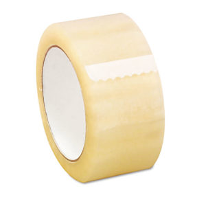 Universal® Deluxe General-Purpose Acrylic Box Sealing Tape
